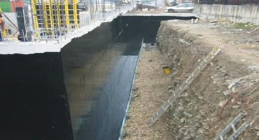 Foundations & Water Proofing